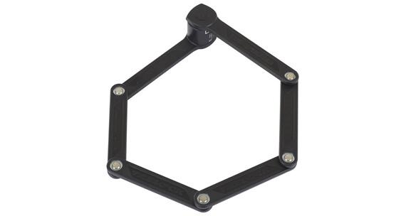 Trelock FS 300 Trigo Zapięcie kablowe  czarny